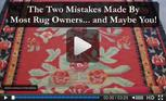 mistakes area rugs